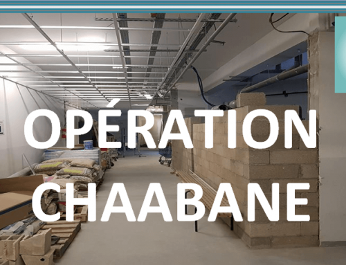 OPÉRATION CHAABANE