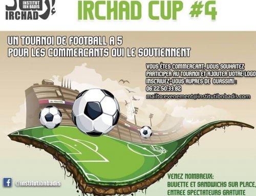 Irchad Cup #4 : Participez au Tournoi!