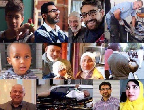 Hommage aux musulmans de Nouvelle Zélande