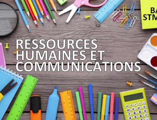 ENSEIGNANT(E) DE RESSOURCES HUMAINES ET COMMUNICATIONS