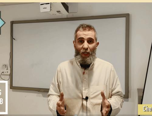 L'importance du mois de Rajab par le Cheikh Ismaïl