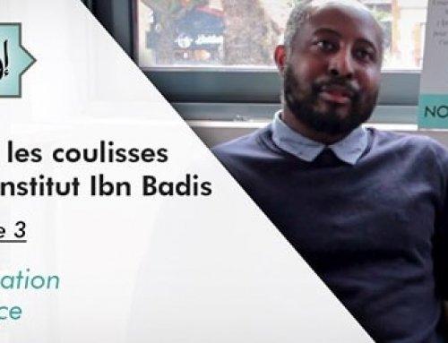 Dans les coulisses de l'Institut Ibn Badis, épisode 3 – Délégation Finance