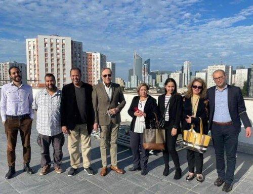 Visite de M. Ghaleb BENCHEIKH